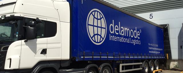 доставки на суровини и материали за промишлеността