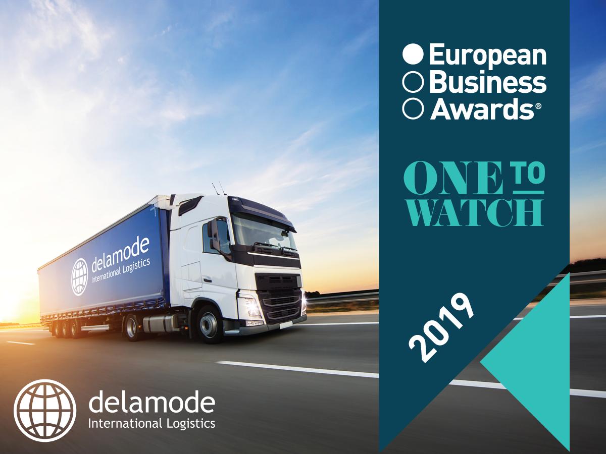 Деламод България с бизнес отличие в Европа