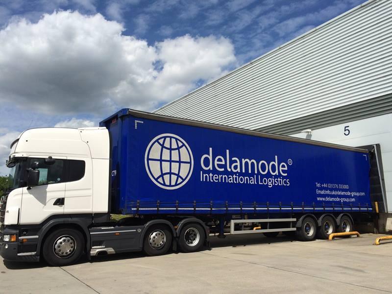 Транспорт за Белгия и Холандия