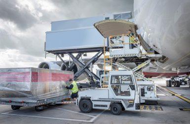 Въздушно карго от/до България -Германия