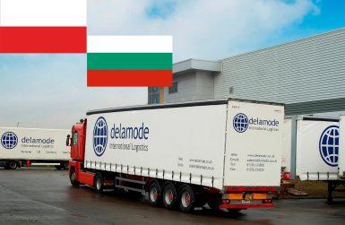 Групажна линия за Полша