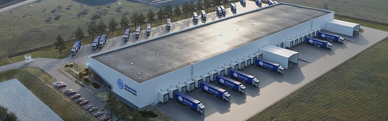 Дистрибуция на товари за балтийските държави