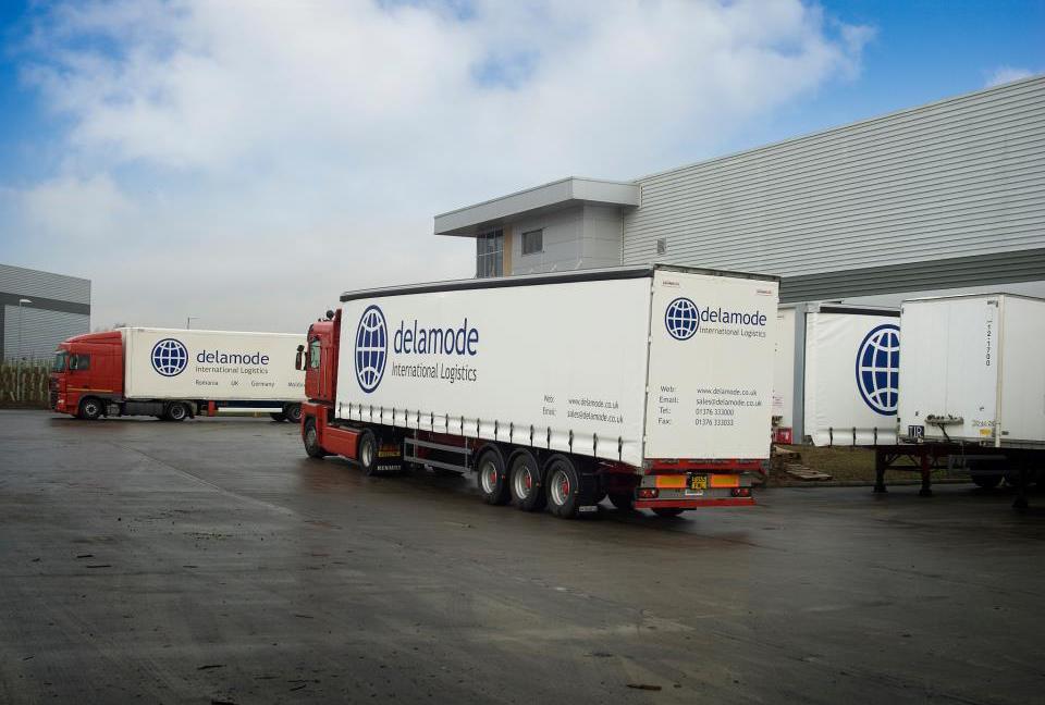 Пътни превози на товари