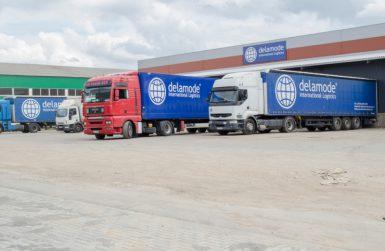 товарен превоз от/до Италия
