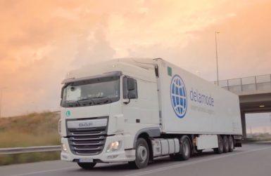 Двустранен товарен превоз за Италия