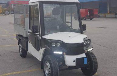 доставка на екологични лекотоварни автомобили