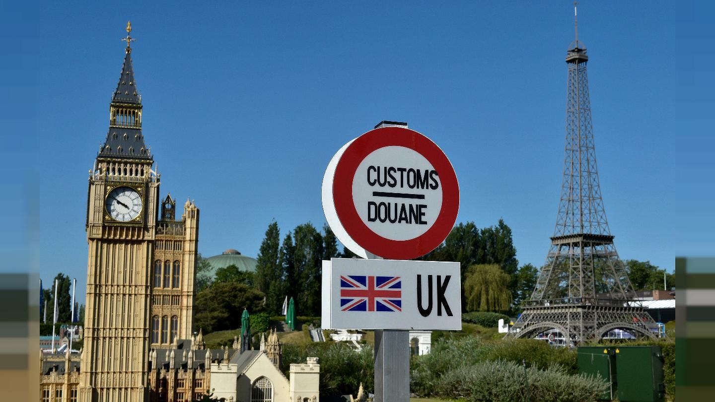 в таксите за внос във Великобритания от януари 2021