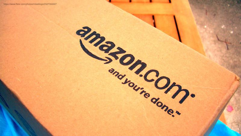превози на стоки до Amazon