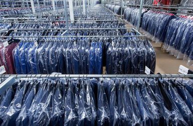 Логистика за модната индустрия
