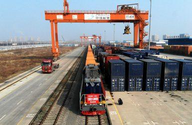 Транспорт на товари за минната промишленост