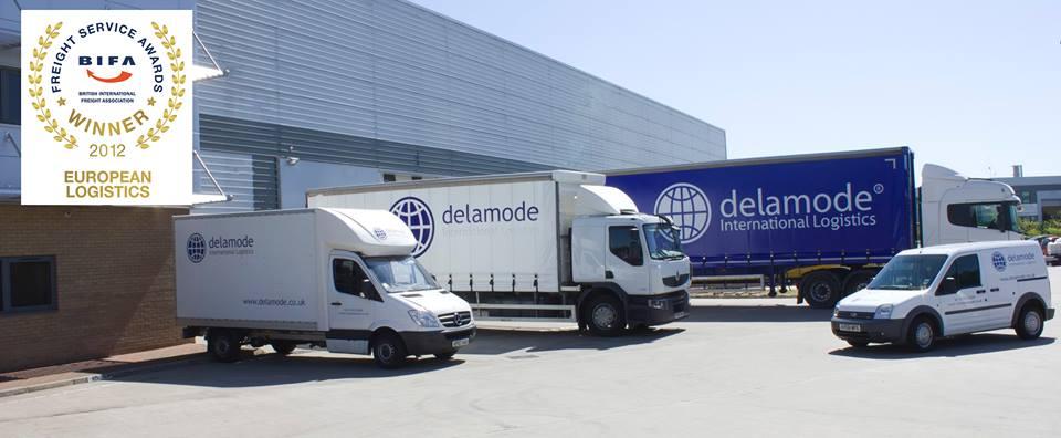 международен транспорт Деламод България