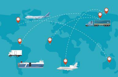 логистични услуги за електронна търговия