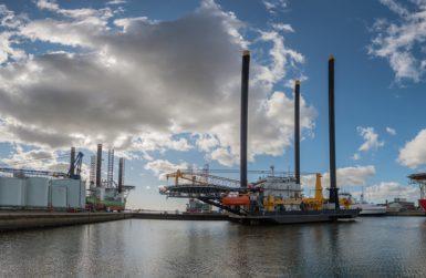логистиката на проектни товари за добив на нефт и газ