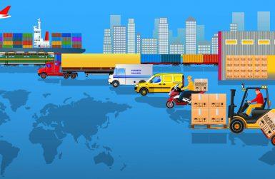 Логистични услуги за търговски вериги